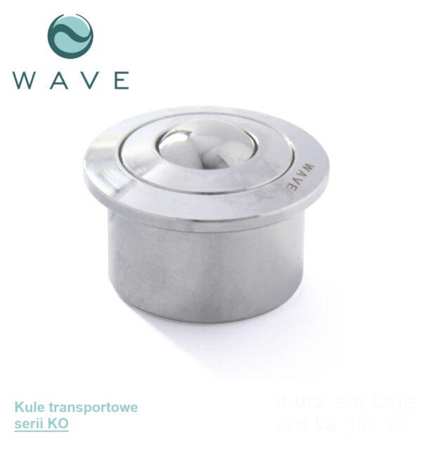 Kula transportowa element kulowy KO 12 30 Wave Sklep