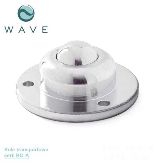 Kula transportowa element kulowy KO 19 A 100 Wave Sklep