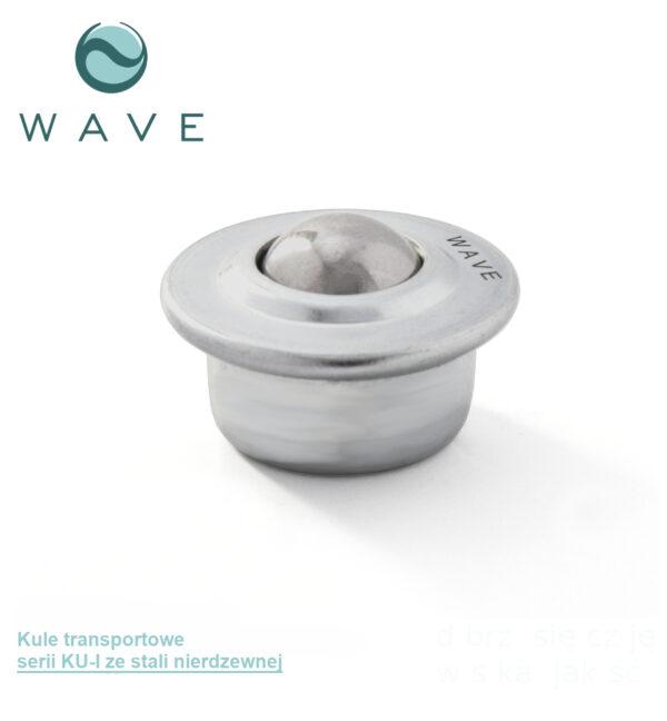 Kula transportowa element kulowy KU 15 I 15 Wave Sklep